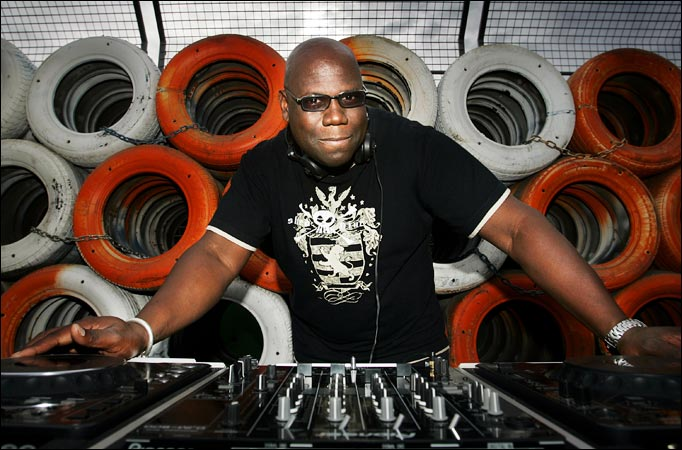 Carl Cox @ Mansion – Miami – Sunday, October 31, 2010