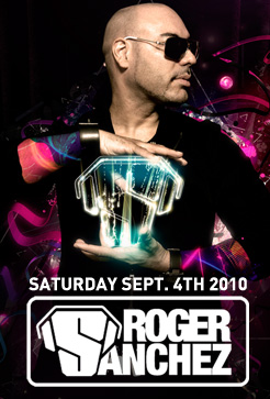 Roger Sanchez at Mansion for Memorial Day Weekend