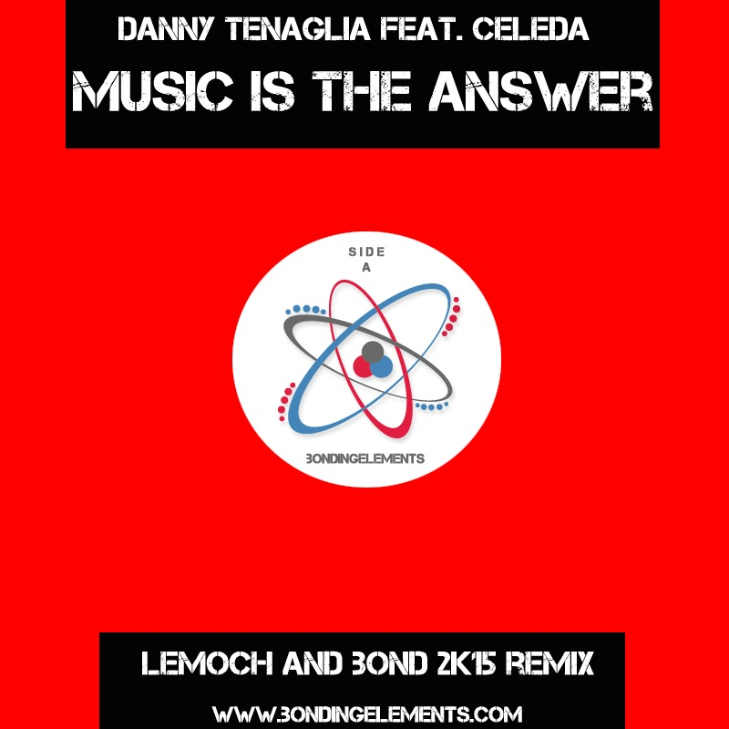 Music is the Answer Cover copy