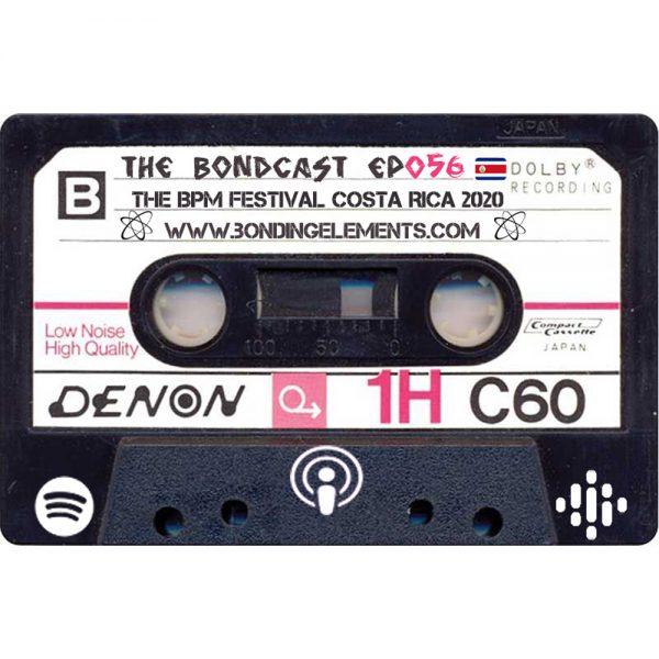 The Bondcast EP056 BPM Costa Rica 2020
